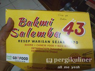 Foto 2 - Makanan di Bakmi Salemba 43 oleh Gregorius Bayu Aji Wibisono