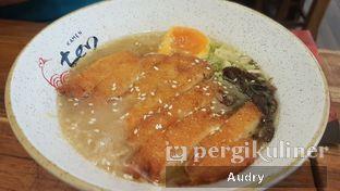 Foto 2 - Makanan(tori katsu men) di Ramen ten ten oleh Audry Arifin @makanbarengodri