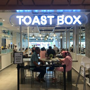 Foto 7 - Interior di Toast Box oleh Della Ayu