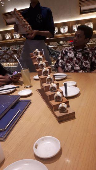 Foto 1 - Makanan di Sushi Hiro oleh @semangkukbakso
