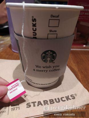 Foto review Starbucks Coffee oleh Rinia Ranada 2
