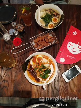 Foto 7 - Makanan di Yoisho Ramen oleh Rensus Sitorus
