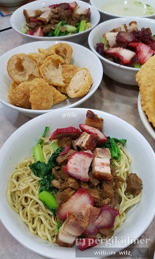 Foto 1 - Makanan di Bakmi Aboen oleh William Wilz