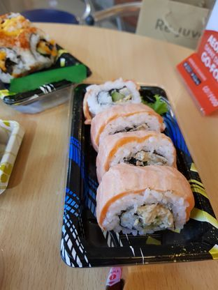Foto 4 - Makanan di AEON Sushi Dash & Go oleh Clara Yunita