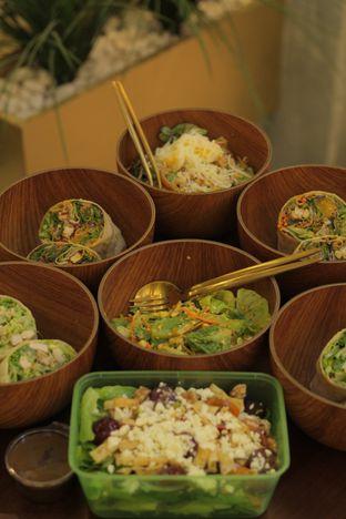 Foto 2 - Makanan di Crunchaus Salads oleh thehandsofcuisine