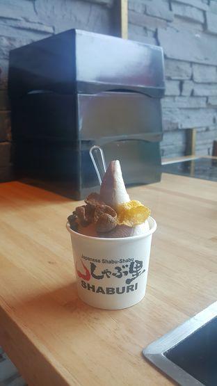 Foto 2 - Makanan(Icecream) di Shaburi Shabu Shabu oleh Kelvin Sky