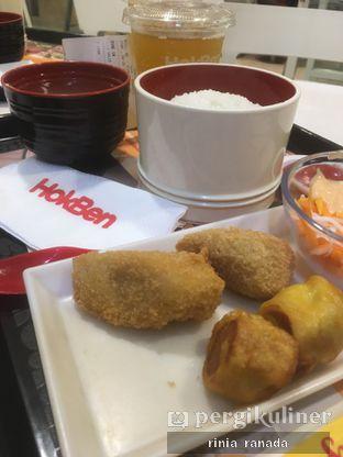 Foto 1 - Makanan di HokBen (Hoka Hoka Bento) -  Kartika Chandra Hotel oleh Rinia Ranada