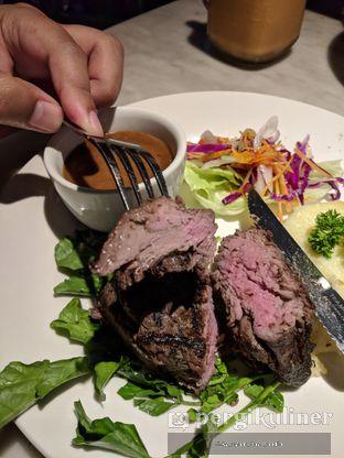 Foto 1 - Makanan(Tenderloin Steak) di Braga Art Cafe oleh Rifky Syam Harahap | IG: @rifkyowi