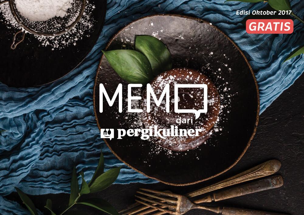 cover memo edisi Oktober 2017