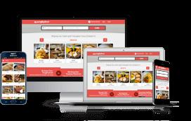 PergiKuliner website direktori dan review tempat makan