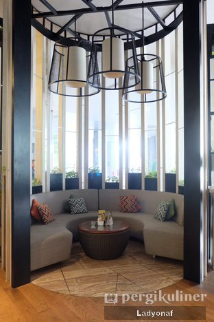 Foto 12 - Interior di Habitat - Holiday Inn Jakarta oleh Ladyonaf @placetogoandeat