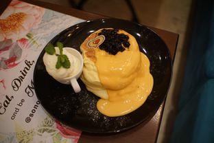 Foto 3 - Makanan(Thai Boba Japanese Fluffy Pancake) di Sonoma Resto oleh Fadhlur Rohman