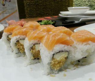 Foto 3 - Makanan di Sushi Joobu oleh Vising Lie