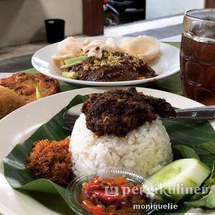 Foto - Makanan(Nasi empal nyonya) di Angkringan Kapok Lombok oleh Monique @mooniquelie @foodinsnap