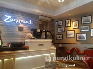Foto 1 - Interior di Zangrandi Ice Cream oleh Ladyonaf @placetogoandeat