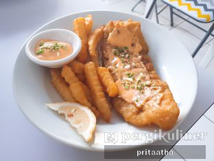 Foto review Fish N Friends oleh Prita Hayuning Dias 1