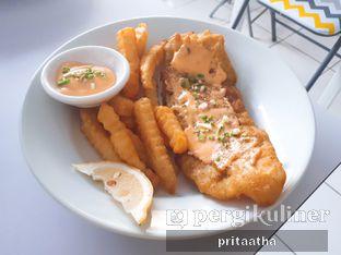 Foto 1 - Makanan(Fish N Chip) di Fish N Friends oleh Prita Hayuning Dias