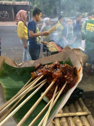 Foto 1 - Makanan di Sate Jando oleh hokahemattiga