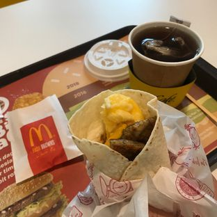 Foto 2 - Makanan di McDonald's oleh Della Ayu