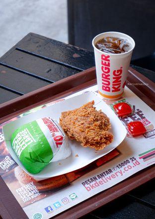 Foto - Makanan di Burger King oleh Indra Mulia