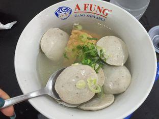 Foto 4 - Makanan di A Fung Baso Sapi Asli oleh Theodora