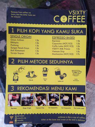 Foto 2 - Menu di VSIXTY COFFEE oleh Chris Chan