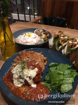 Foto - Makanan di Gatherinc Bistro & Bakery oleh Monique @mooniquelie @foodinsnap