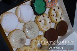 Foto 10 - Makanan di Krispy Kreme oleh Darsehsri Handayani