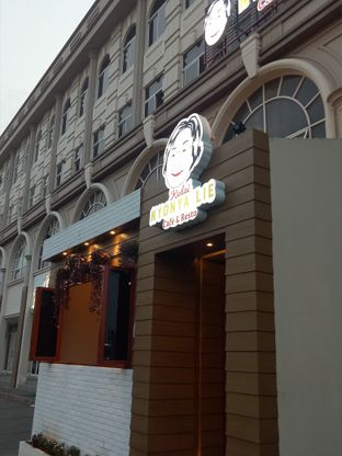 Foto review Kedai Nyonya Lie oleh Fuji Fufyu 1