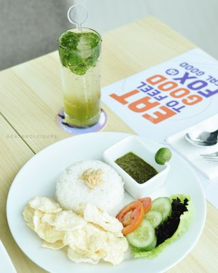 Foto review WTF (Where's Tha Food) - Fox Harris Lite Metro Indah Bandung oleh Eat and Leisure  6