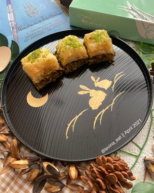 Foto 1 - Makanan di Warung Turki oleh Levina JV (IG : @levina_eat & @levinajv)