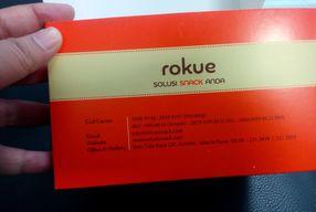 Foto Rokue Snack