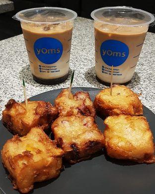 Foto - Makanan di YOMS Pisang Madu & Gorengan oleh Herlin Agusnawati