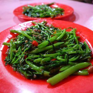 Foto 2 - Makanan(Kangkung) di Seafood Kalimati 94 Mulyono oleh Christian @EatWithKoko