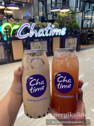 Foto 1 - Makanan di Chatime oleh Francine Alexandra