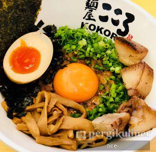 Foto - Makanan(sanitize(image.caption)) di Kokoro Tokyo Mazesoba oleh Andrew X Hubert