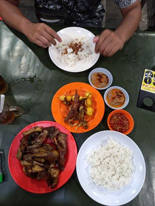 Foto 1 - Makanan di Nasi Uduk Kota Intan (Aweng) oleh Aulia Julian Faizatunazilla