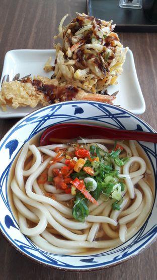 Foto - Makanan di Marugame Udon oleh  Nicky Niki