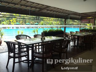 Foto 3 - Interior di Pandan Cafe oleh Ladyonaf @placetogoandeat