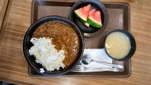 Foto 1 - Makanan(Curry set 1) di Sukiya oleh Komentator Isenk