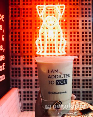 Foto 1 - Menu(earl grey milk tea) di Goffee oleh Sienna Paramitha