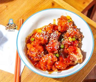 Foto - Makanan di Jjang Korean Noodle & Grill oleh @Foodbuddies.id | Thyra Annisaa