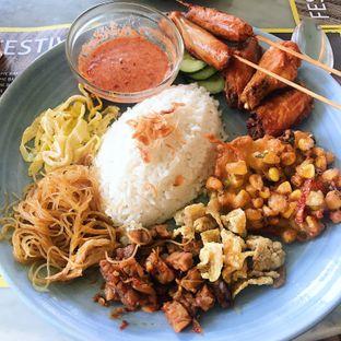 Foto 1 - Makanan di Sate Khas Senayan oleh Della Ayu