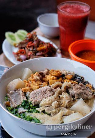 Foto 1 - Makanan di Gerobak Sukabumi oleh Asiong Lie @makanajadah
