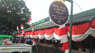 Foto 1 - Eksterior di Bakso So'un & Mie Ayam TTD.47 oleh Review Dika & Opik (@go2dika)