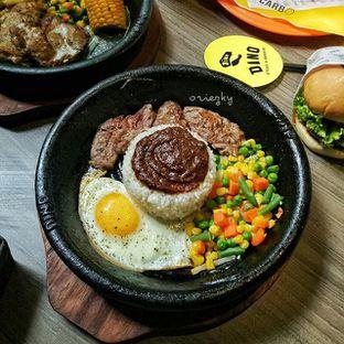 Foto review Dino Steak & Burger oleh oriezky Andreansyah 1