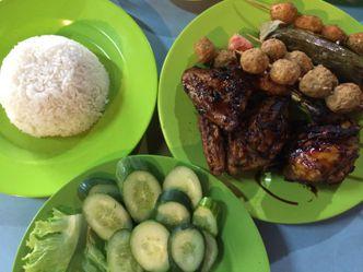 Foto Makanan di Ayam Goreng & Ayam Bakar Sie Jeletot