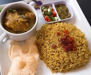Foto 1 - Makanan di Arabian Nights Eatery oleh Abyan