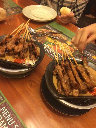 Foto Makanan di Sate Khas Senayan