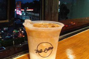 Foto Half Coffee